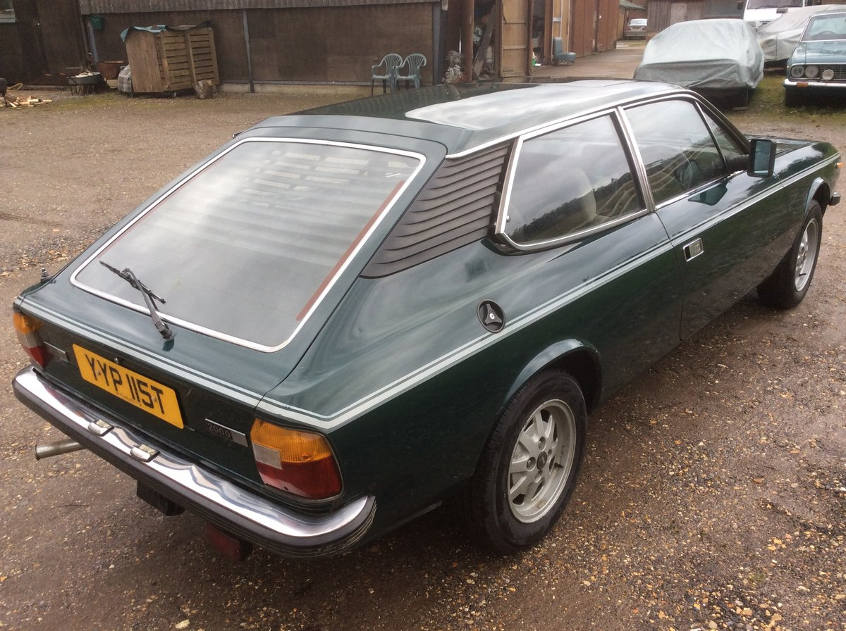 1979 Sound and solid Condition 2 Lancia Beta HPE For Sale (picture 1 of 1)