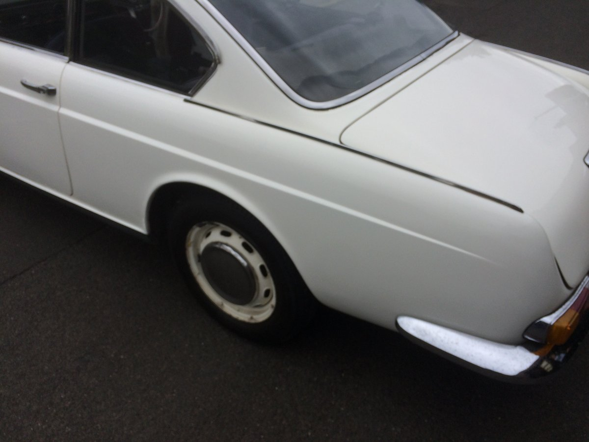1968 Lancia Flavia Pininfirina Coupee For Sale (picture 1 of 6)