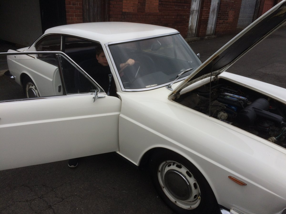 1968 Lancia Flavia Pininfirina Coupee For Sale (picture 3 of 6)