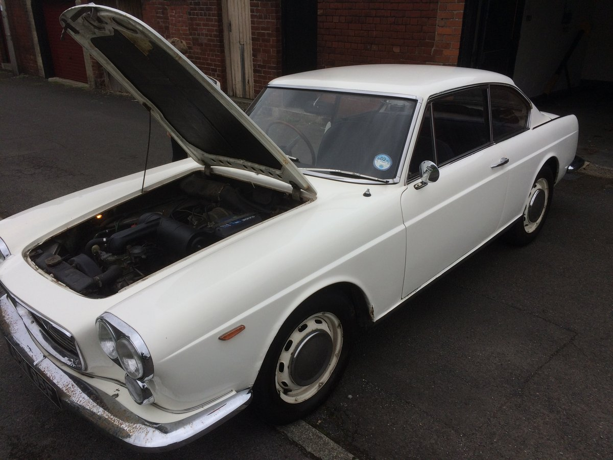 1968 Lancia Flavia Pininfirina Coupee For Sale (picture 5 of 6)