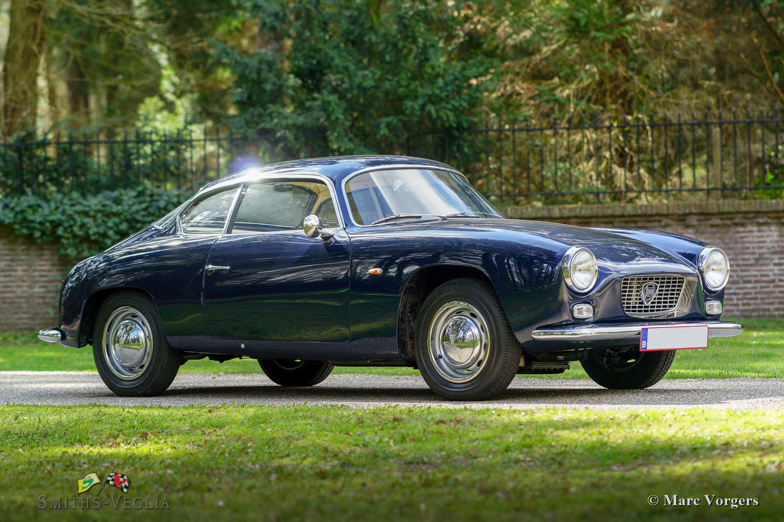 1962 Concours Lancia Appia Zagato GT Sport For Sale (picture 1 of 6)