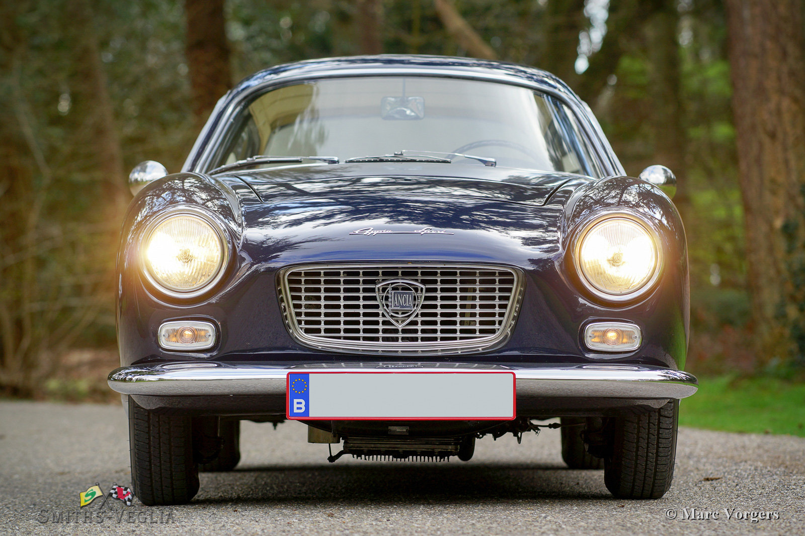 1962 Concours Lancia Appia Zagato GT Sport For Sale (picture 3 of 6)