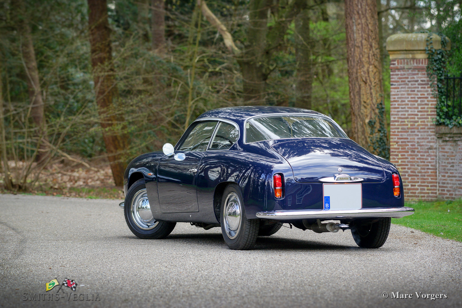 1962 Concours Lancia Appia Zagato GT Sport For Sale (picture 6 of 6)