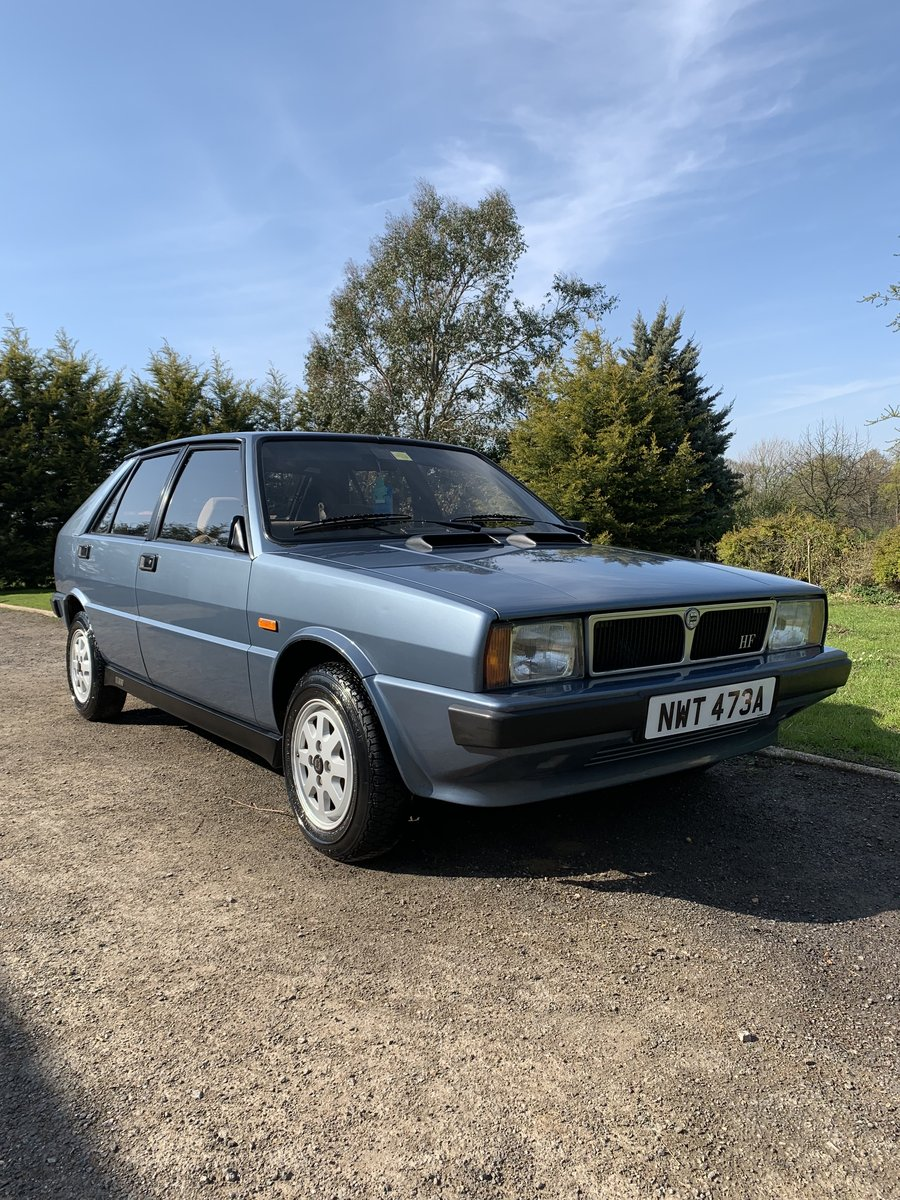 1983 Lancia Delta HF For Sale (picture 1 of 6)