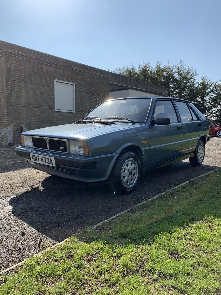 1983 Lancia Delta HF For Sale (picture 2 of 6)