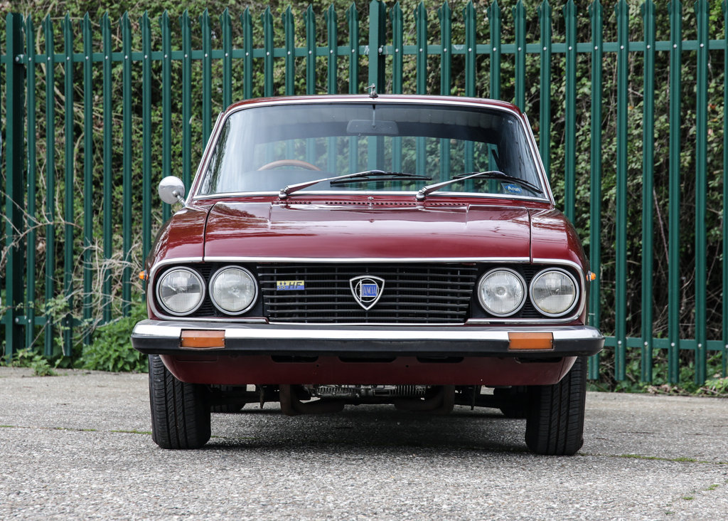 1973 Lancia 2000 HF Coupé SOLD by Auction (picture 1 of 6)