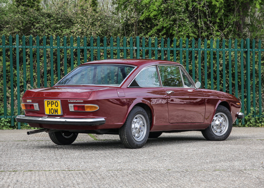 1973 Lancia 2000 HF Coupé SOLD by Auction (picture 2 of 6)