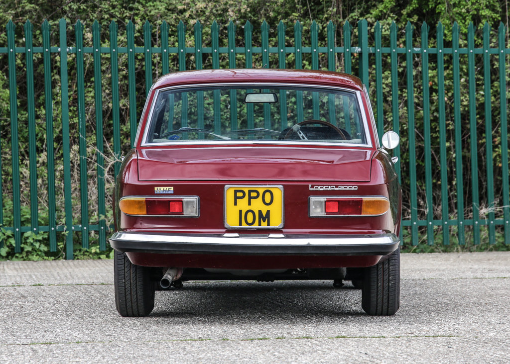 1973 Lancia 2000 HF Coupé SOLD by Auction (picture 3 of 6)