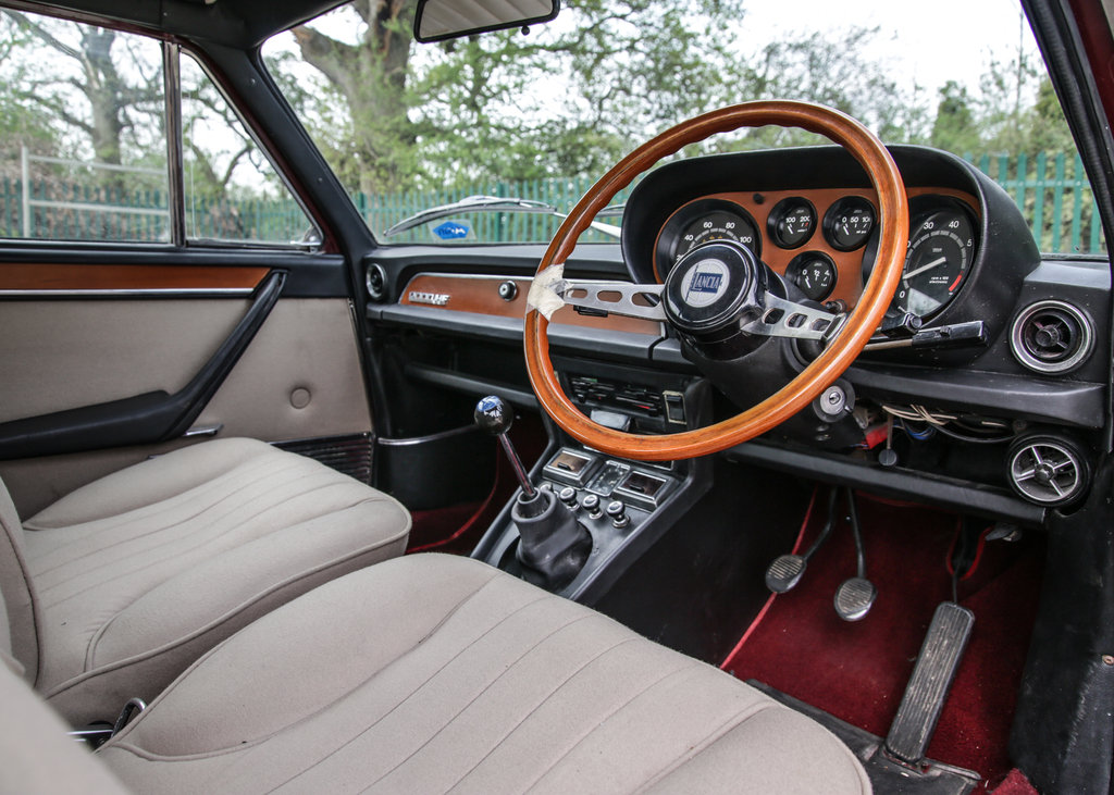 1973 Lancia 2000 HF Coupé SOLD by Auction (picture 5 of 6)