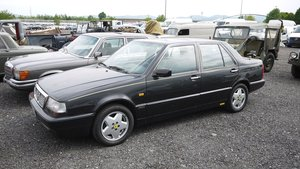 1987 Lancia Thema 8.32 For Sale by Auction