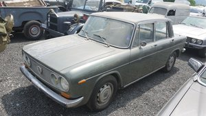 1971 Lancia Fulvia II Berlina 1.3 – ex. Pope John Paul For Sale by Auction