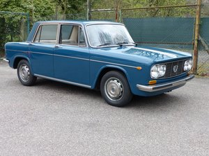 Picture of 1972 Top Fulvia Berlina, 5-speed gearbox, original German title SOLD