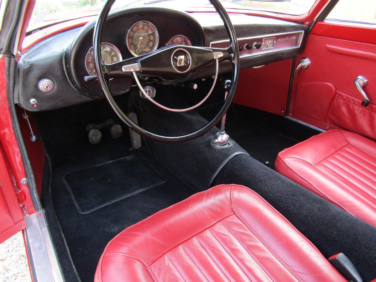 1960 Lancia Appia GTE by Zagato SOLD (picture 4 of 6)