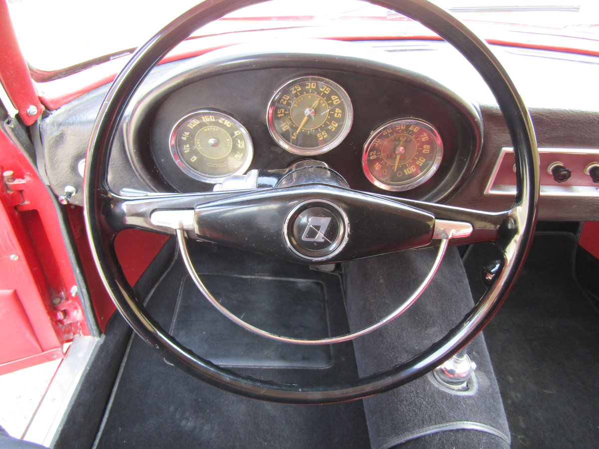1960 Lancia Appia GTE by Zagato SOLD (picture 5 of 6)