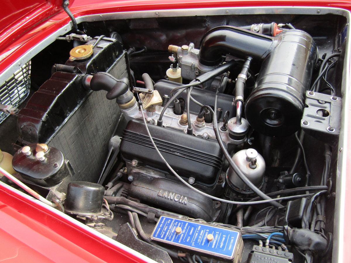 1960 Lancia Appia GTE by Zagato SOLD (picture 6 of 6)