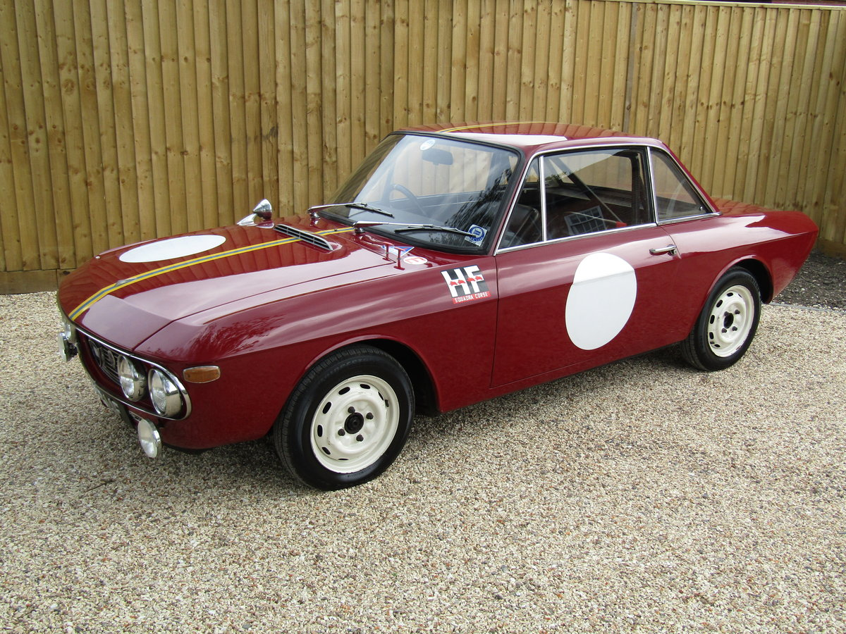 1967 Lancia Fulvia 1.3 HF For Sale (picture 1 of 6)
