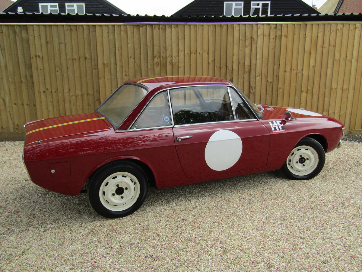 1967 Lancia Fulvia 1.3 HF For Sale (picture 2 of 6)