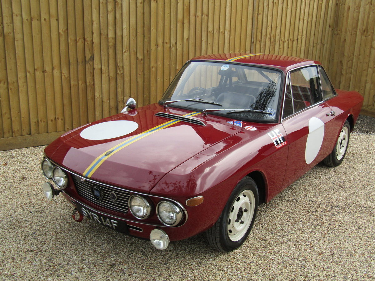 1967 Lancia Fulvia 1.3 HF For Sale (picture 3 of 6)