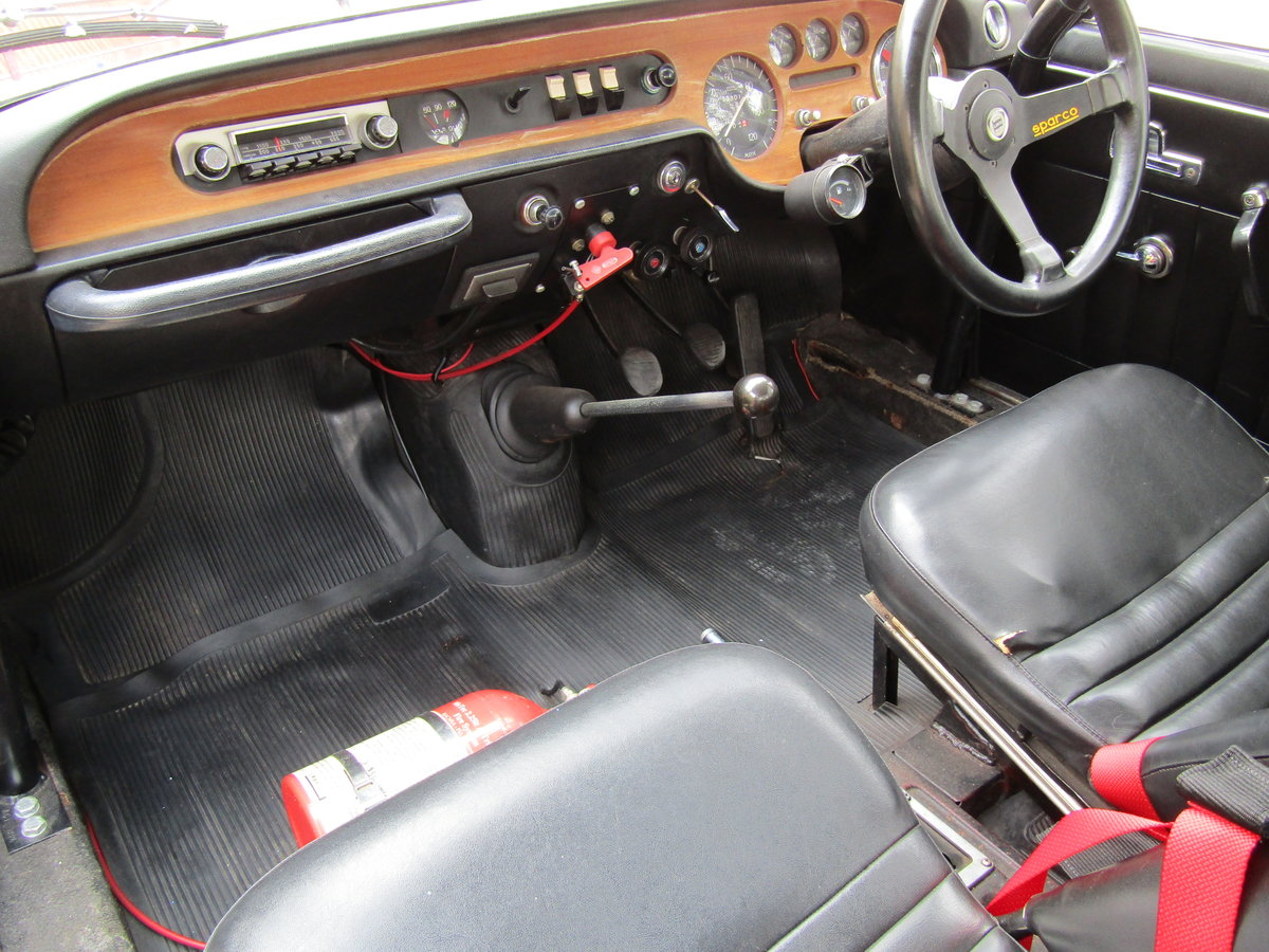 1967 Lancia Fulvia 1.3 HF For Sale (picture 5 of 6)
