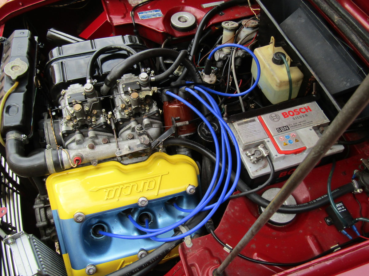 1967 Lancia Fulvia 1.3 HF For Sale (picture 6 of 6)