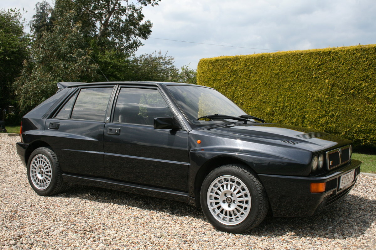 1993 Lancia Delta Integrale Evo 1 . UK Supplied. Full History For Sale (picture 1 of 6)