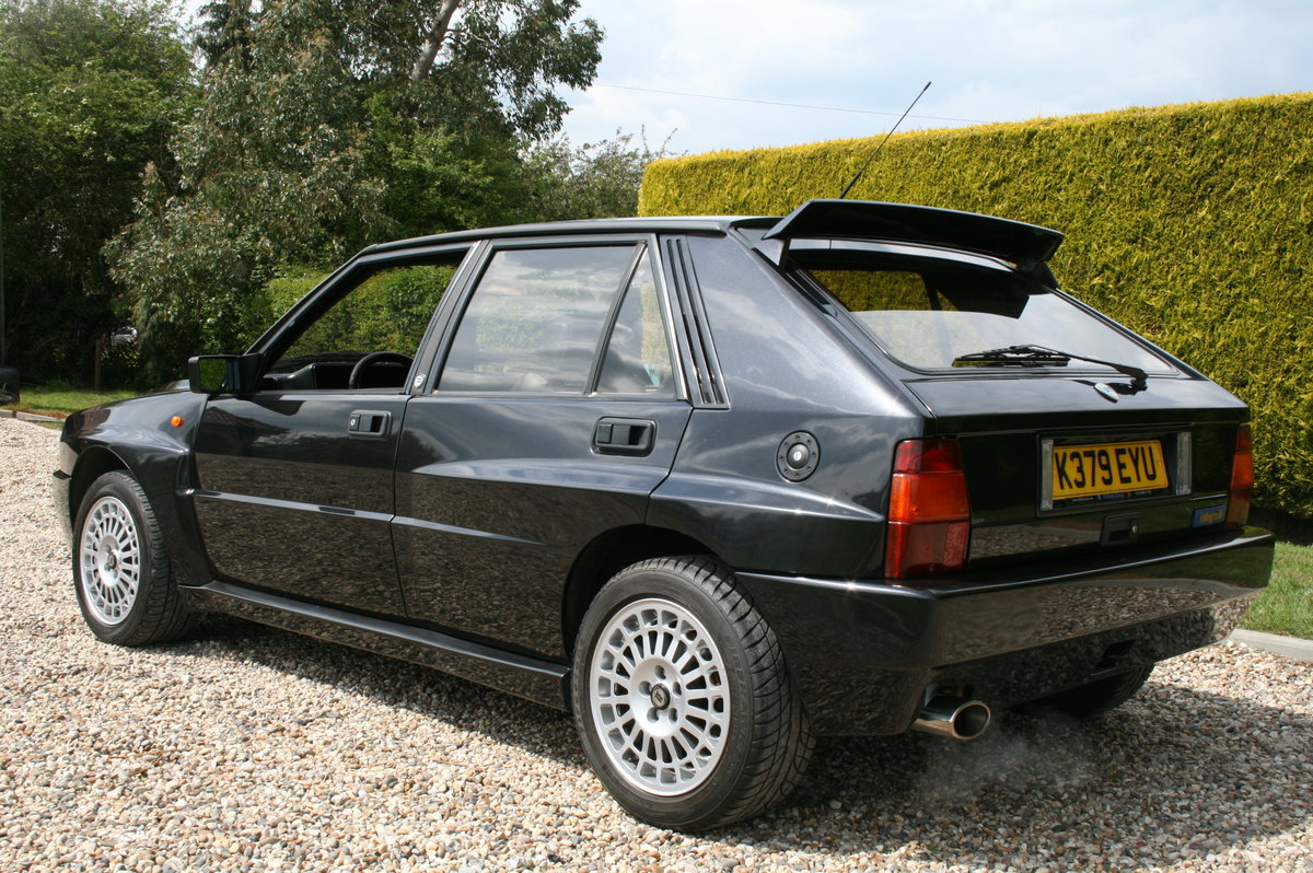 1993 Lancia Delta Integrale Evo 1 . UK Supplied. Full History For Sale (picture 3 of 6)