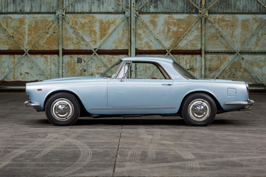 1965 Lancia Flaminia 3C GTL Superleggera For Sale (picture 4 of 6)