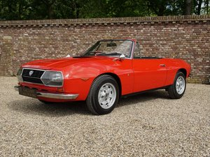 1969 Lancia Fulvia Sport Spyder For Sale
