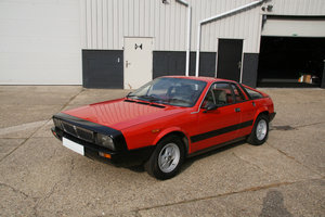 1977 Lancia Montecarlo UK RHD - Large history file For Sale