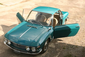1969 Lancia Fulvia Rallye S 17000 miles For Sale