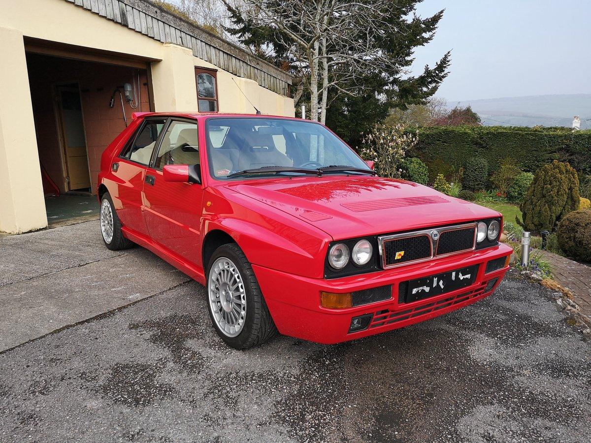 1994 Lancia Delta Integrale Evo 2 For Sale (picture 1 of 6)