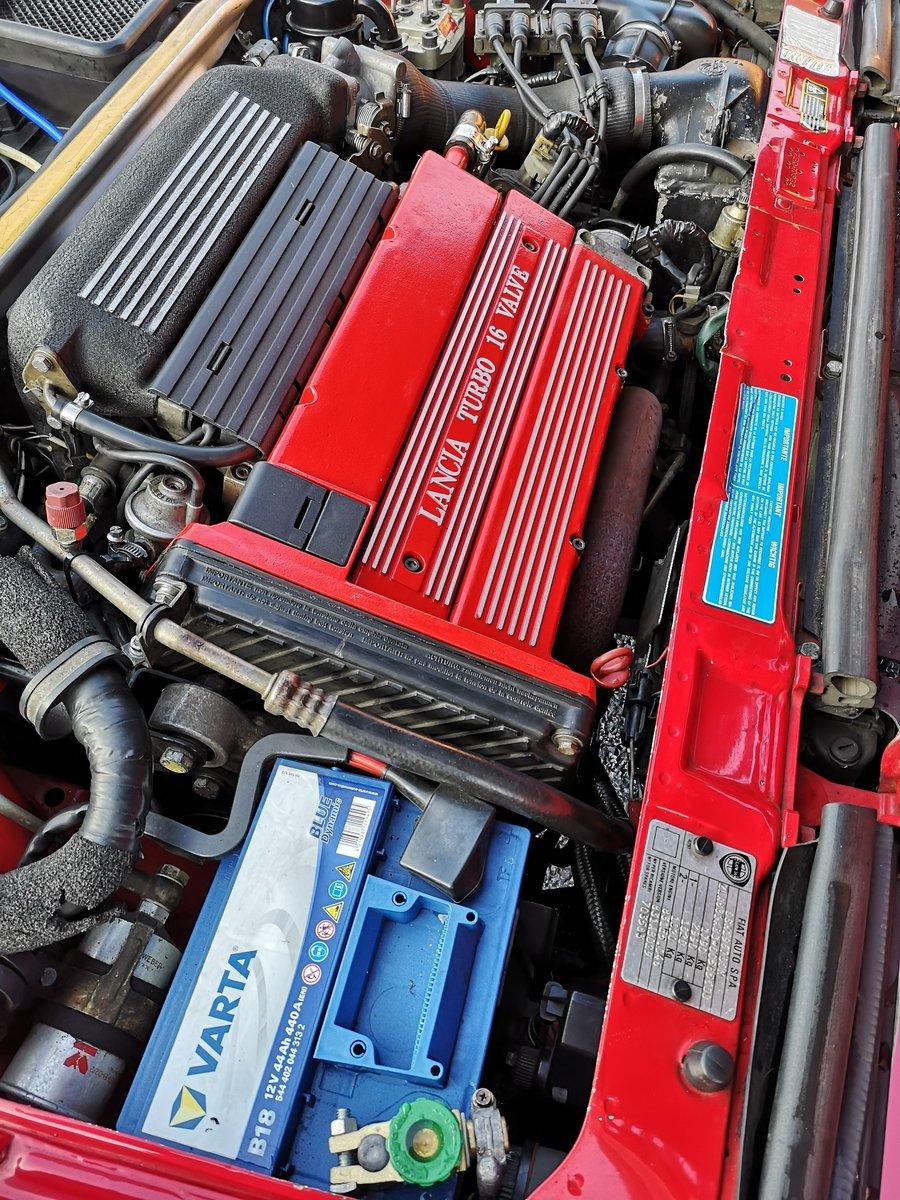 1994 Lancia Delta Integrale Evo 2 For Sale (picture 6 of 6)
