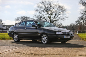 1997 LANCIA KAPPA COUPE  **** SOLD **** For Sale by Auction