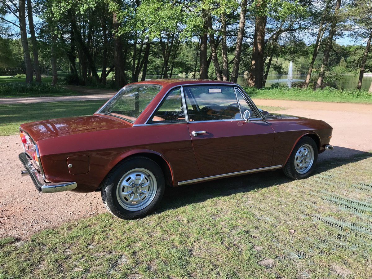 1973 Lancia Fulvia 1.3S Series 2  - Right Hand Drive For Sale (picture 1 of 6)