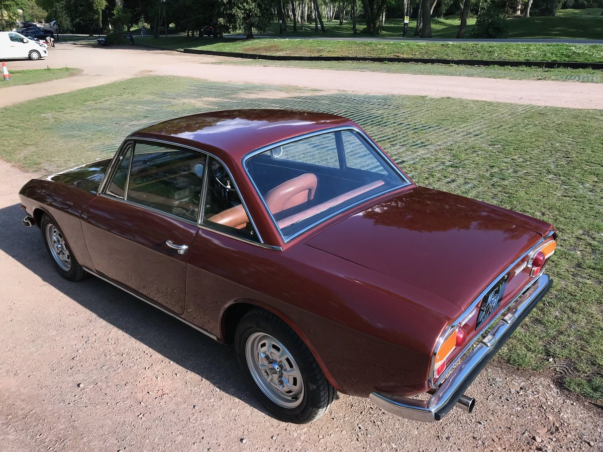 1973 Lancia Fulvia 1.3S Series 2  - Right Hand Drive For Sale (picture 2 of 6)