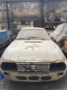 1972 Lancia Fulvia Sport Zagato 1.3 - Project