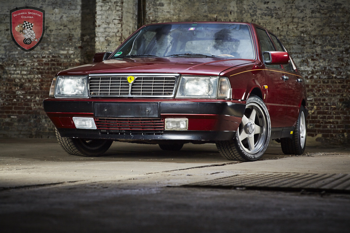 1989 Lancia Thema 8.32  For Sale (picture 1 of 6)