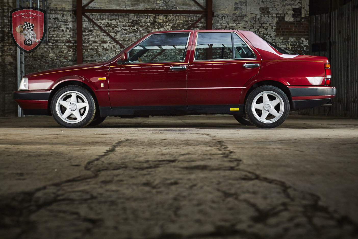 1989 Lancia Thema 8.32  For Sale (picture 2 of 6)