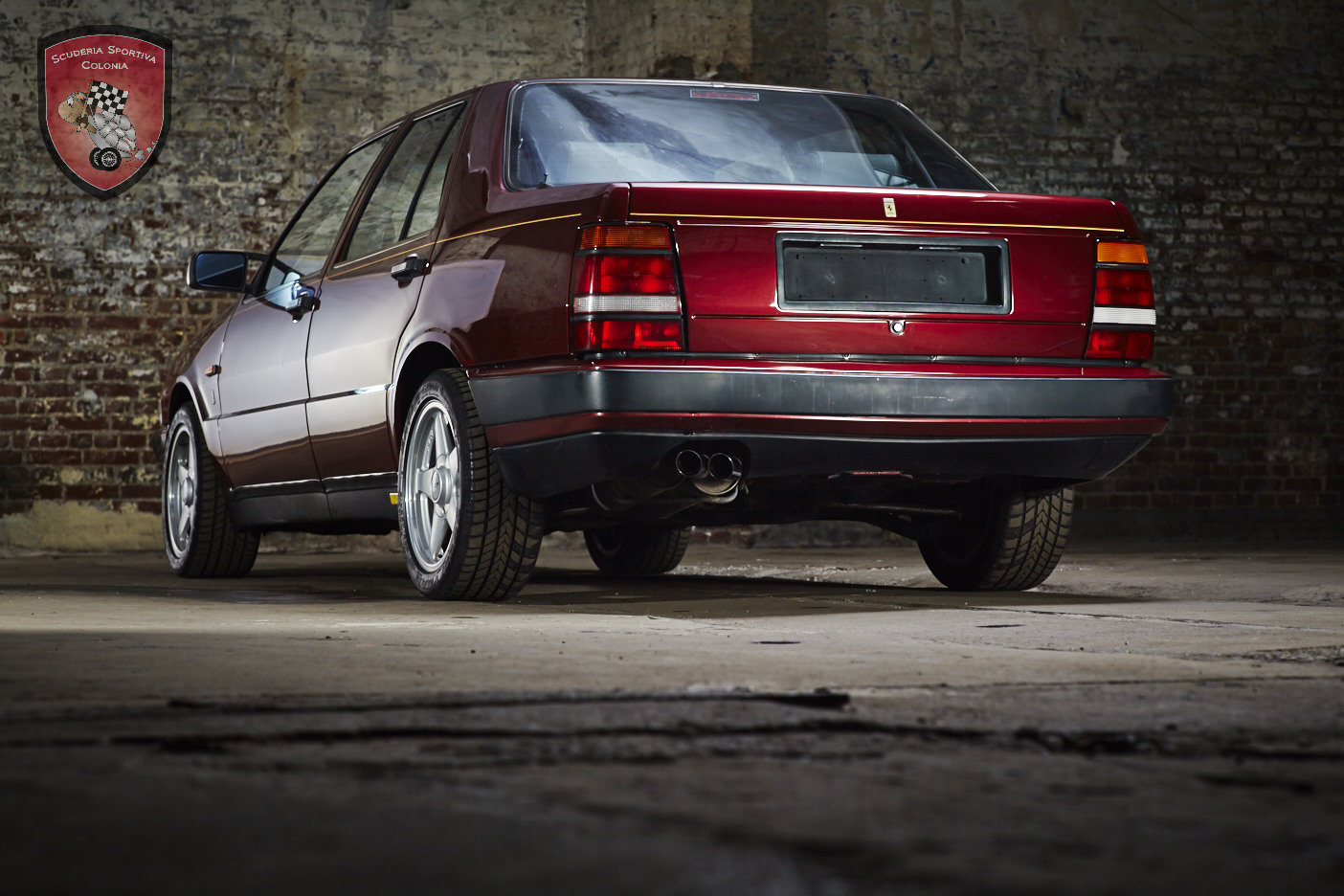 1989 Lancia Thema 8.32  For Sale (picture 3 of 6)