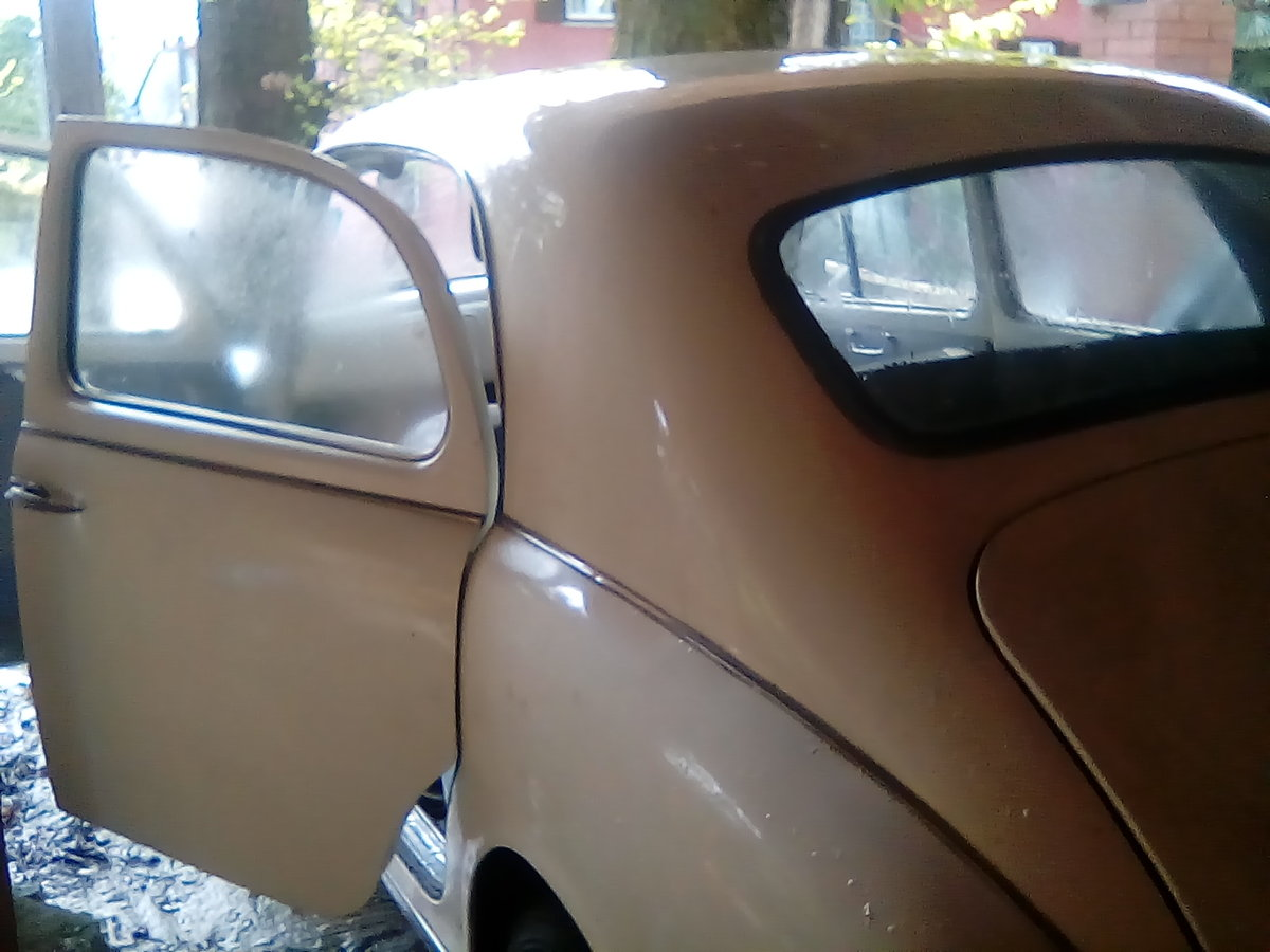 1956 Lancia Appia 1 serie For Sale (picture 5 of 6)