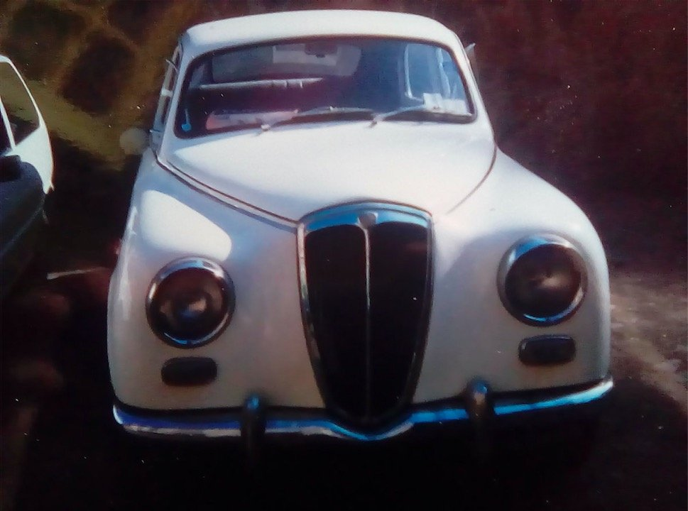 1956 Lancia Appia 1 serie For Sale (picture 1 of 6)