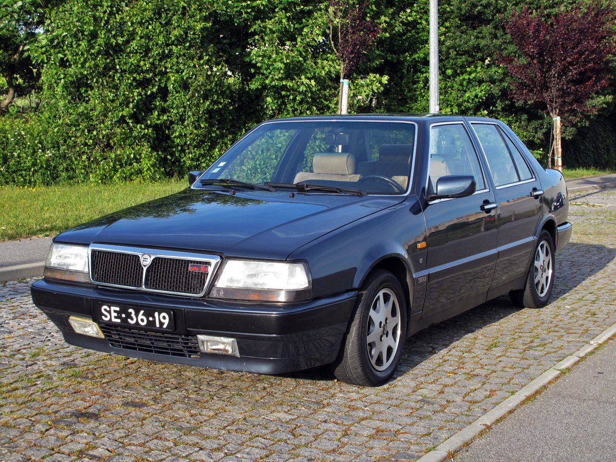 1989 Lancia Thema 2000 Turbo IE 16V SOLD (picture 1 of 6)