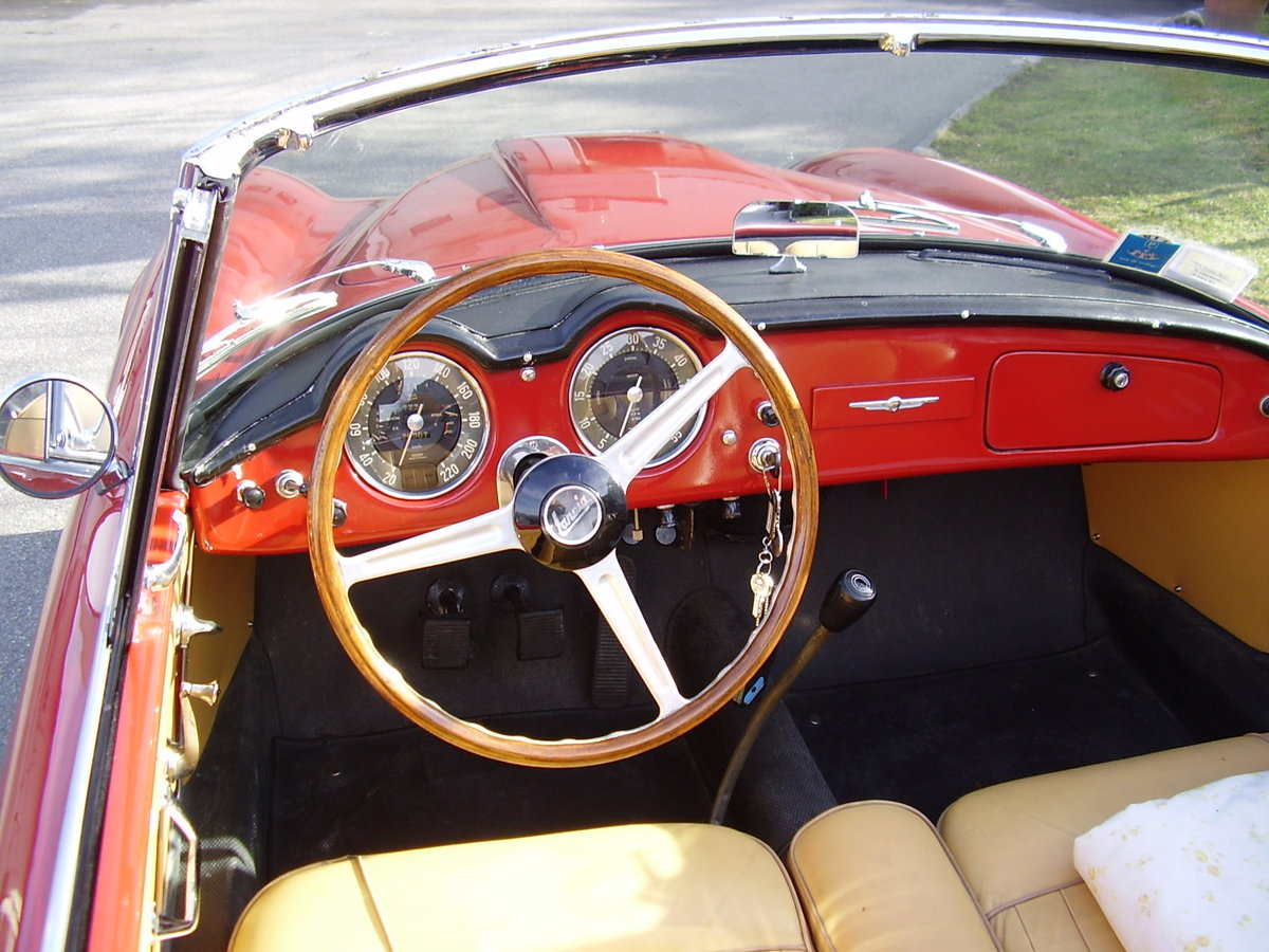 1957 Lancia Aurelia B 24 S For Sale (picture 2 of 6)