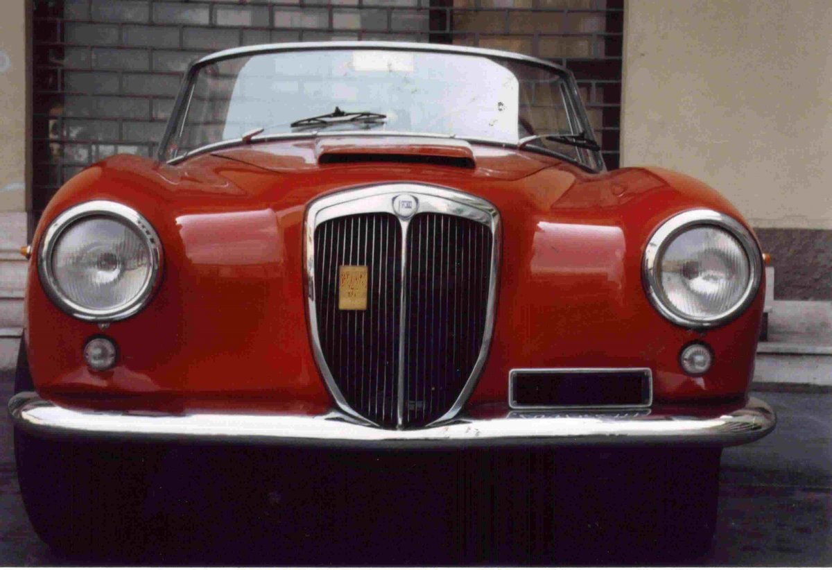 1957 Lancia Aurelia B 24 S For Sale (picture 5 of 6)