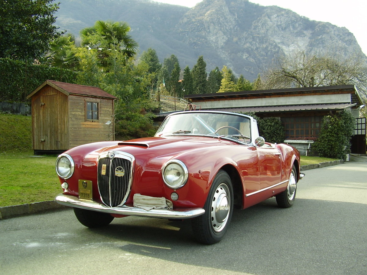 1957 Lancia Aurelia B 24 S For Sale (picture 6 of 6)