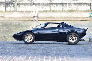 1975 Lancia Stratos HF Stradale For Sale by Auction