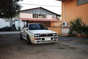 1994 Lancia Delta Turbo 16V HF Integrale E.s. UNIPROPRIETARIO For Sale