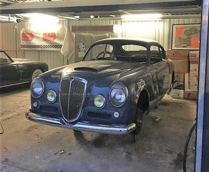 Lancia Aurelia B20GT Project, main work done, 1/53
