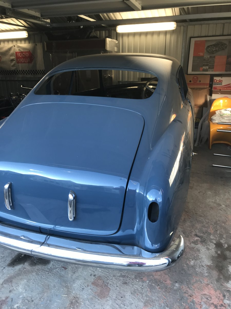 1953 Lancia Aurelia B20GT Project, main work done, 1/53 For Sale (picture 2 of 6)