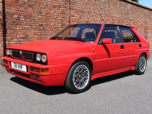 1990 Lancia Delta Integrale HF Turbo LHD at ACA 15th June  For Sale